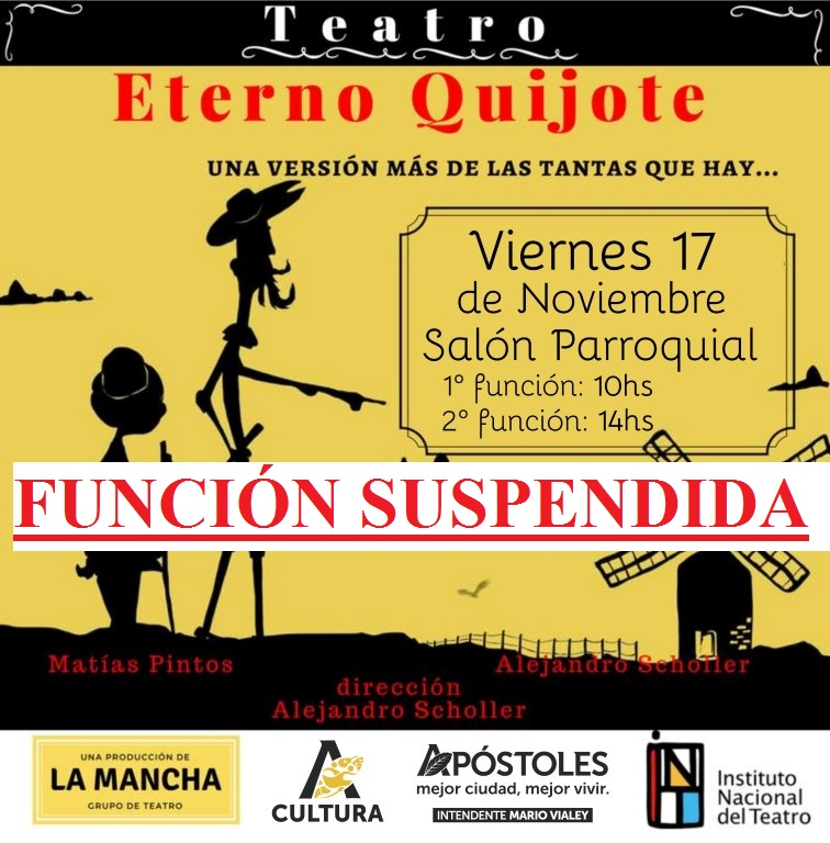 FUNCION_SUSPENDIDA